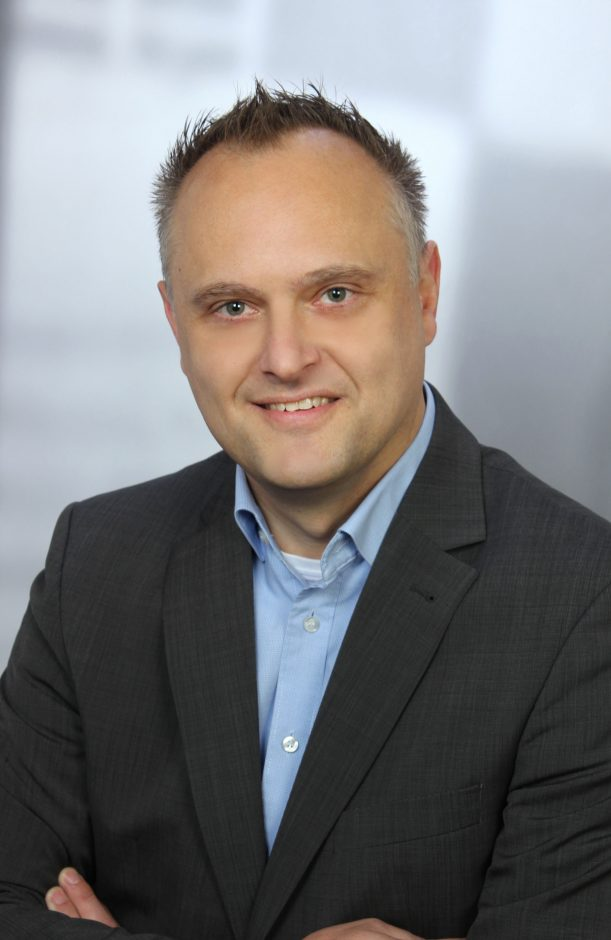 Matthias Rink, Head of Sales insulbar at Ensinger