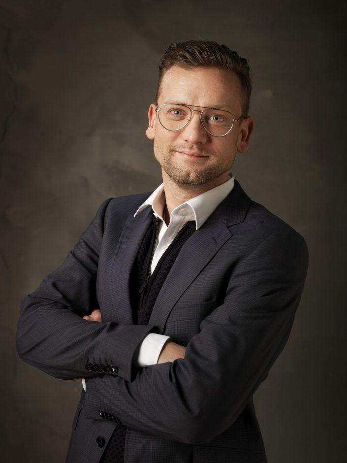 Hendrik Willems, Cosentinos Regional Director für Deutschland, Belgien, die Niederlande und Luxemburg.