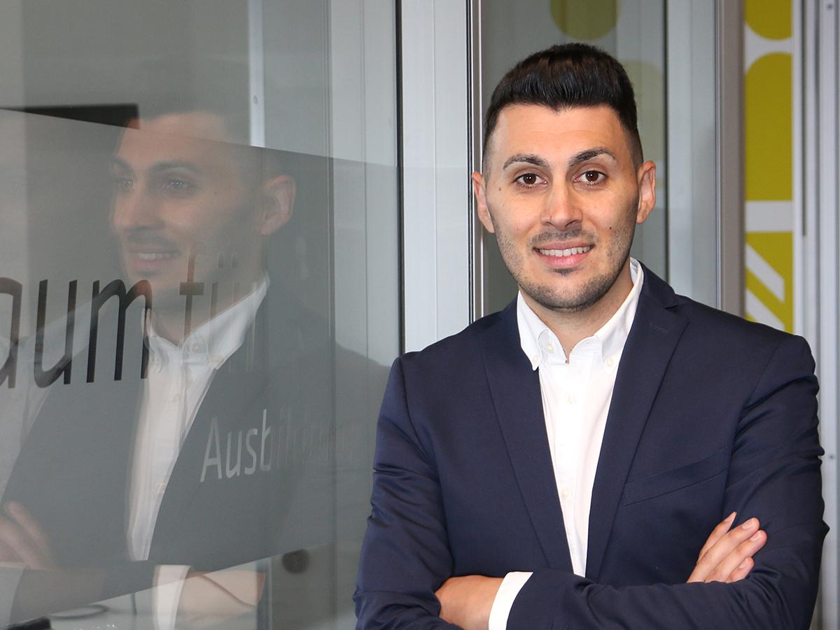 : Michele Giagnorio ist bei Ensinger neuer Account Sales Manager für insulbar in Ost- und Südosteuropa. Bildquelle: Ensinger GmbH