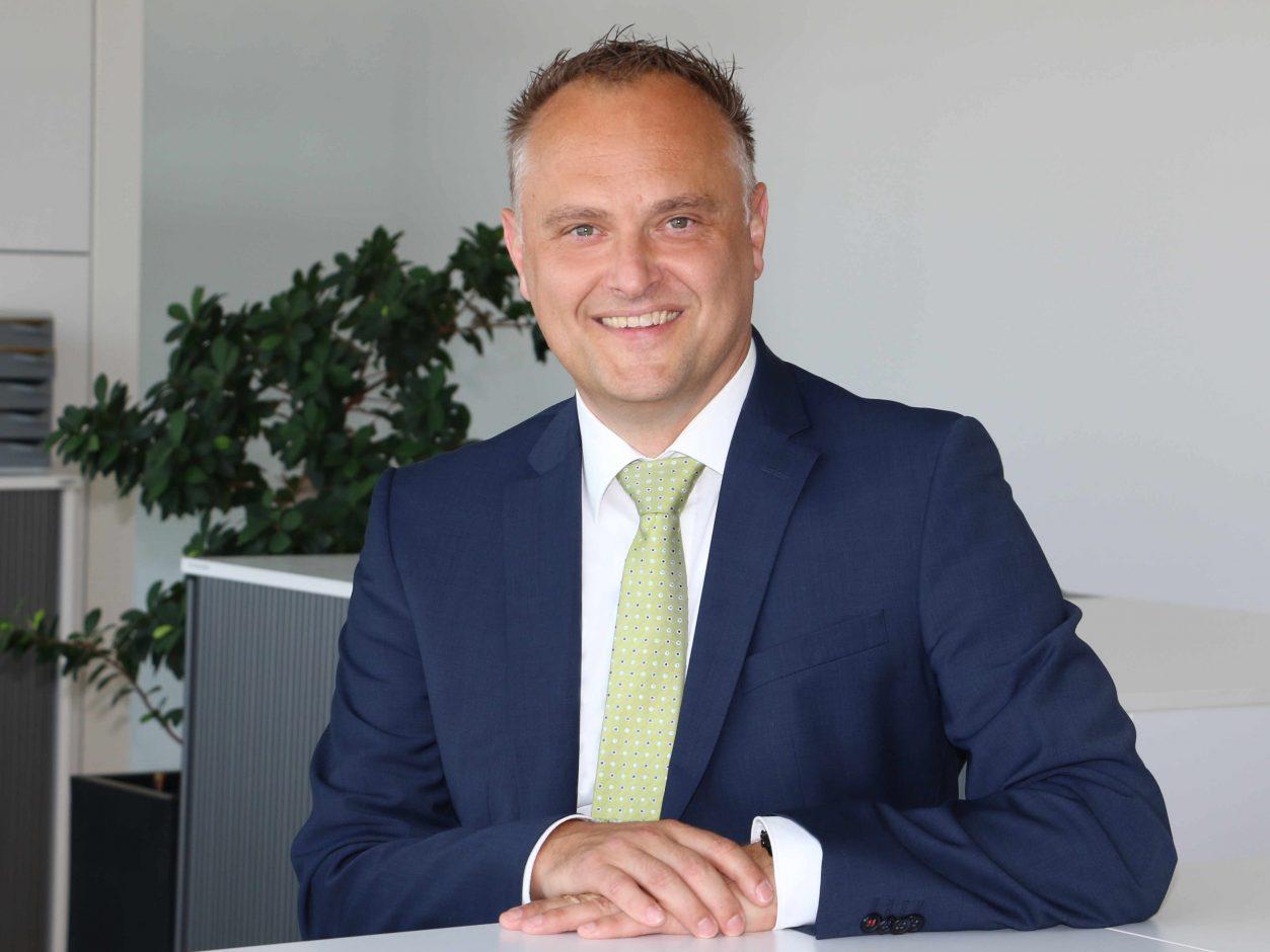 Matthias Rink, Vertriebsleiter für insulbar Isolierprofile beim Kunststoff-Spezialisten Ensinger