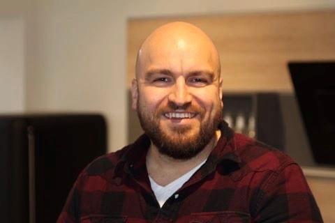Danny Hundt ist Geschäftsführer des Cosentino Center Berlin. Quelle: Cosentino
