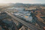 Cosentino investiert am Hauptsitz in Cantoria über 10 Millionen Euro, um eine der größten Photovoltaik-Anlagen Europas und einen Park mit einheimischen Arten zu errichten.