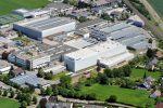 Nufringen in Baden-Württemberg ist der Hauptsitz des Kunststoffverarbeiters Ensinger. Der produzierenden Industrie kommt eine Schlüsselrolle bei der Eindämmung des Klimawandels zu. Foto: Ensinger